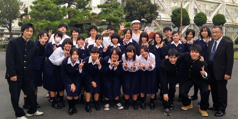 静岡県島田高校